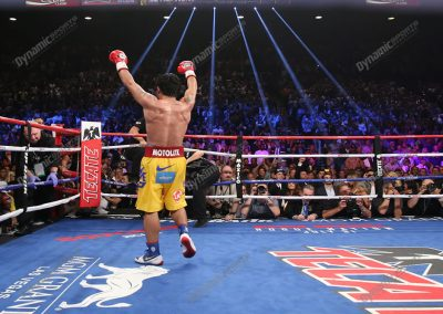 Manny Pacquiao Ringside Tickets
