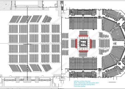 Map - Front Row