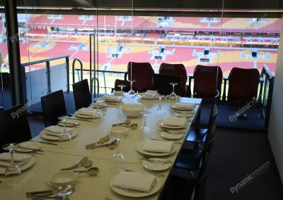 Manny Pacquiao Corporate Suite