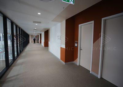 queensland-country-bank-stadium-corporate-suite-hallway