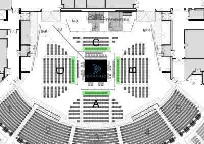 Gallen-vs-Huni-ICC-Tickets-Front-Row-Map
